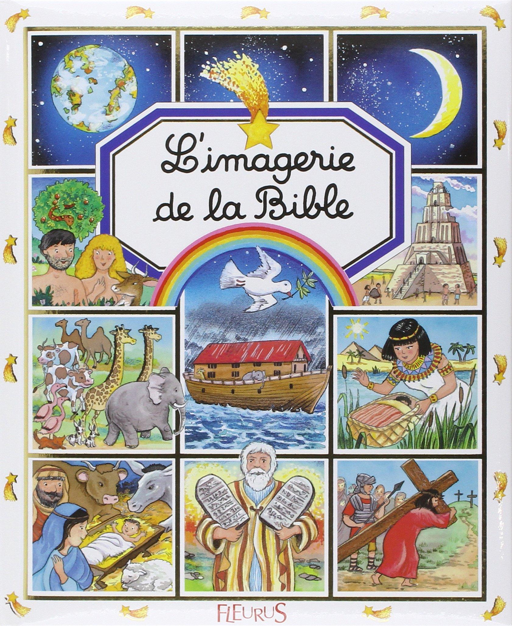L'imagerie de la Bible (Imageries)