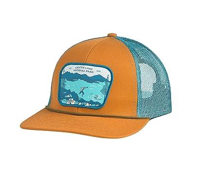 24d13eac6aff4 Amazon.com  Sendero Provisions Co. Crater Lake SPC150-2 National Park Hat