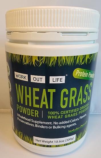Wheatgrass king