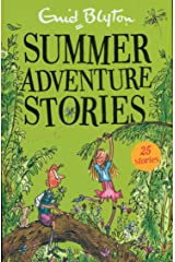 Summer Adventure Stories: Contains 25 classic tales (Bumper Short Story Collections) Paperback