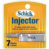 Schick Injector Blades, 7 Count Box