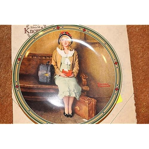 Norman Rockwell Plates: Amazon.com