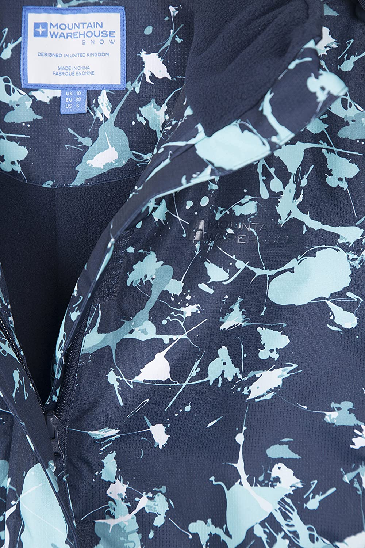79258882a3 Mountain Warehouse Dawn Womens Ski Jacket - Snowproof Ladies Coat ...