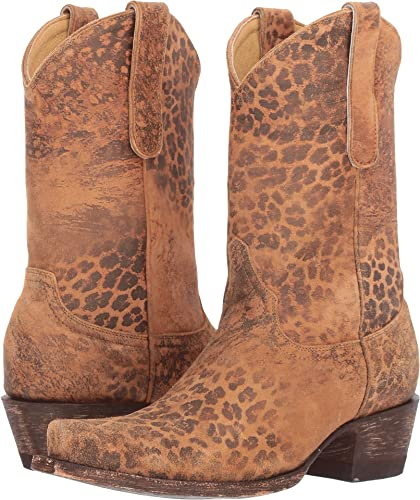 Old Gringo Womens Leopardito YP