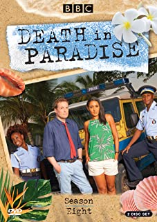 Book Cover: Death in Paradise: Season Eight