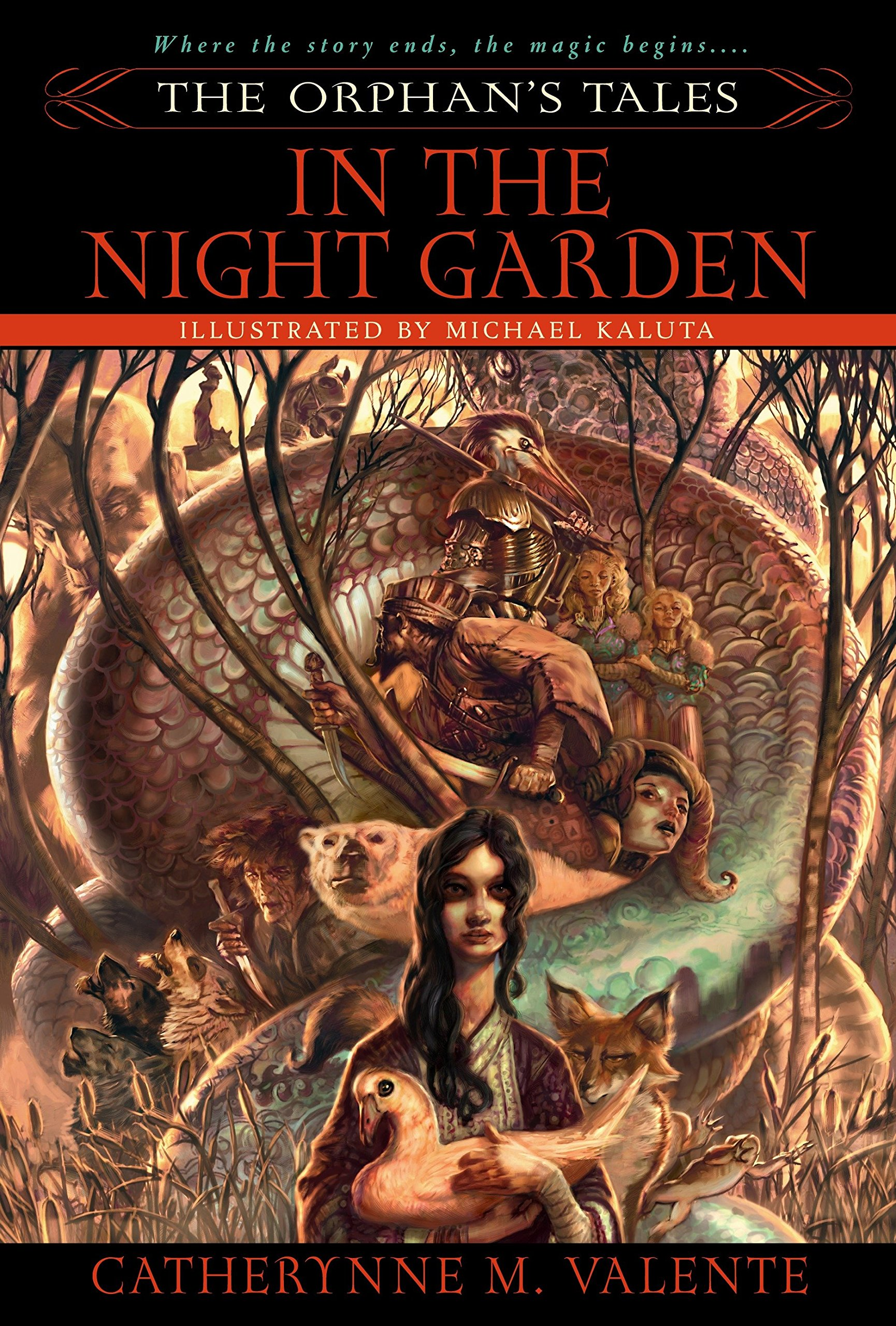 The Orphan's Tales: In the Night Garden: Catherynne M. Valente:  9780553384031: Amazon.com: Books