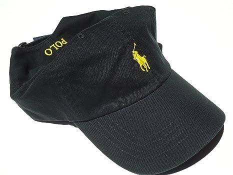 Ralph Lauren Polo Hombre/Mujer Cap. Logo de Caballo/Ajustable ...