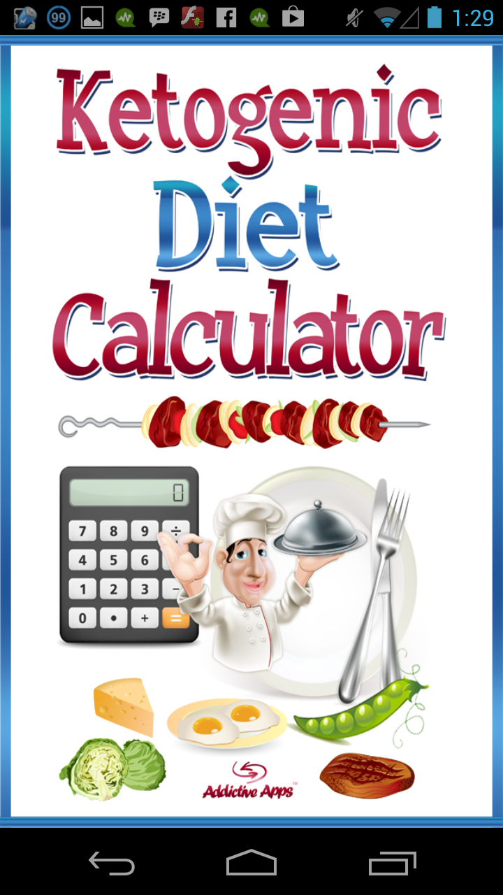 Ketogenic Diet Calculator: Amazon.ca: Appstore for Android