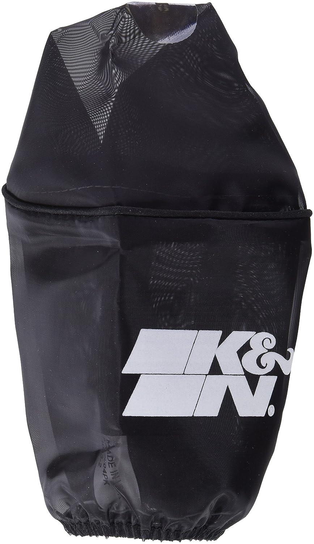 K&N KA-7504PK Black Precharger Filter Wrap - For Your K&N KA-7504 Filter