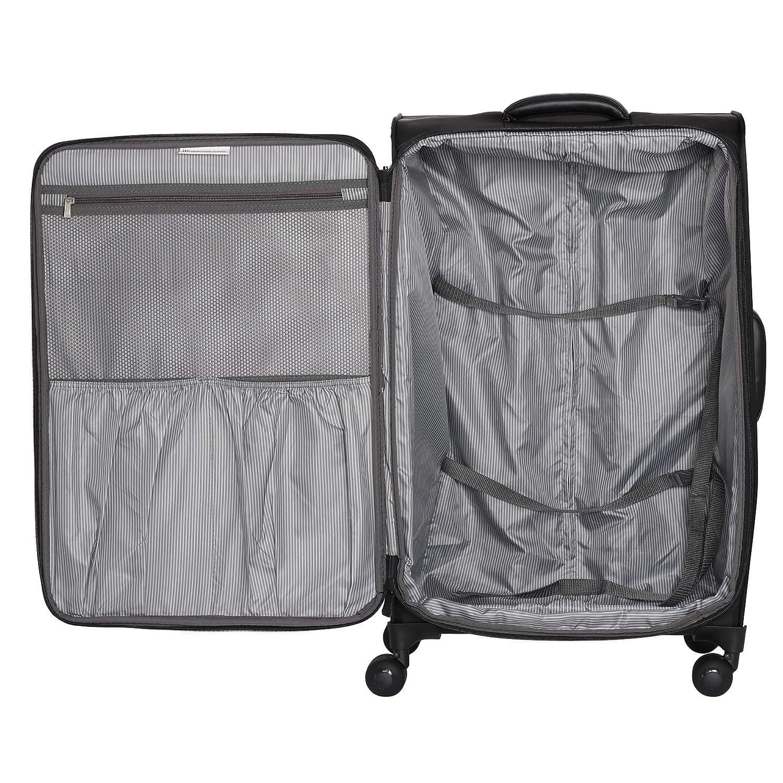 it luggage Lustrous Expandable Lightweight 3 Piece Set Aubergine