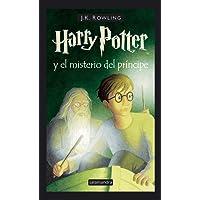 Harry Potter 6 y el misterio del príncipe