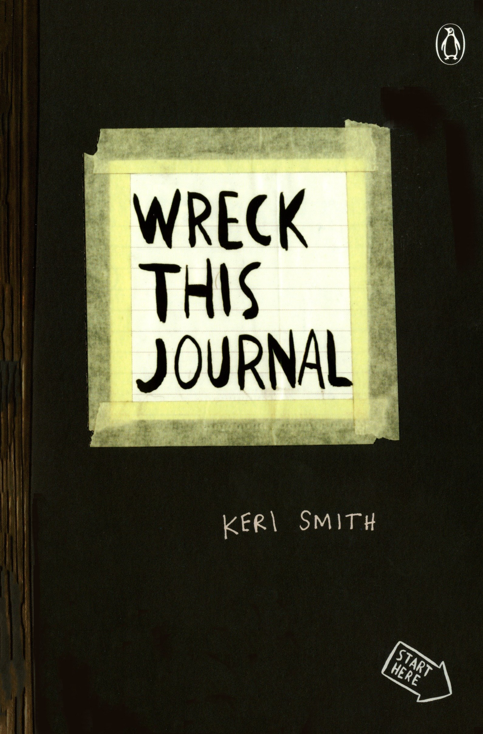 Wreck This Journal (Black) Expanded Edition pdf