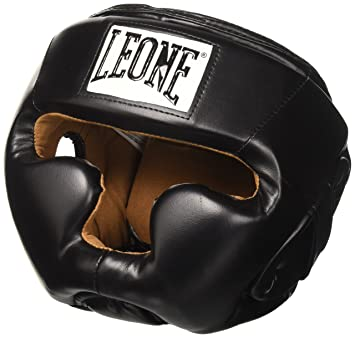 Leone 1947 Casco, Modelo Junior Negro Talla:XS