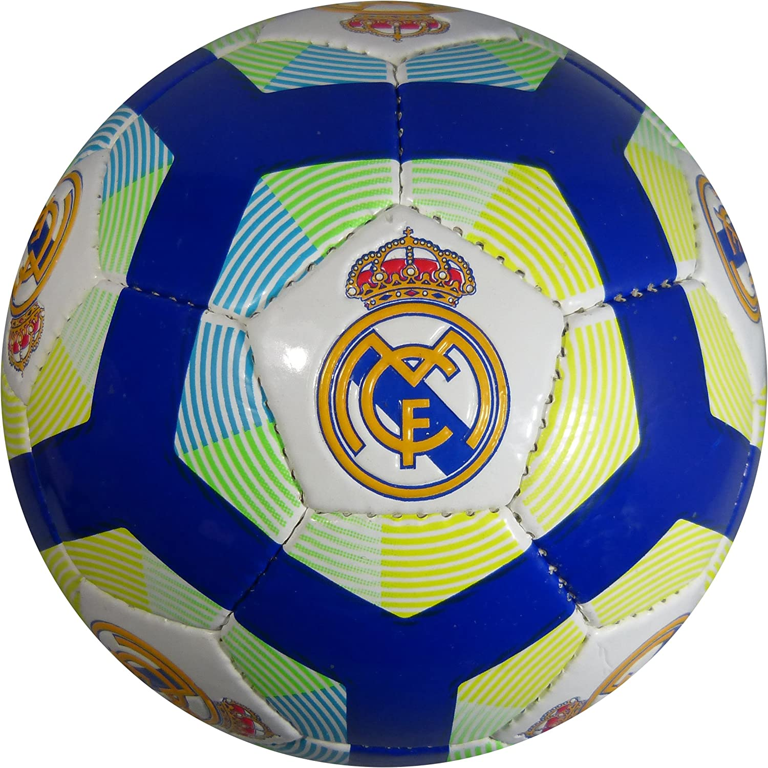 BALON GRANDE TRICOLOR REAL MADRID: Amazon.es: Hogar