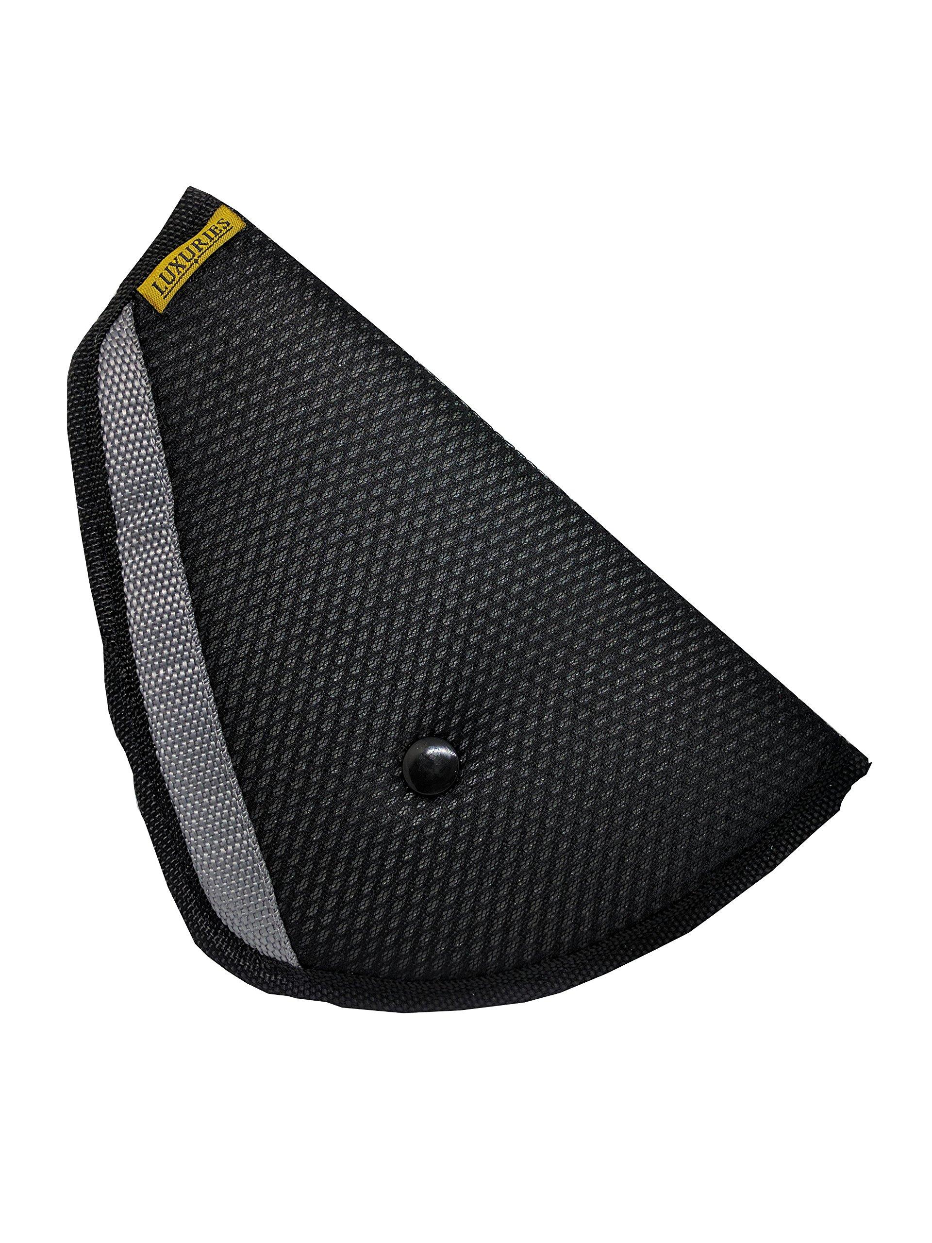 Amazon Com Seat Belt Adjuster Car Safety Cover Strap