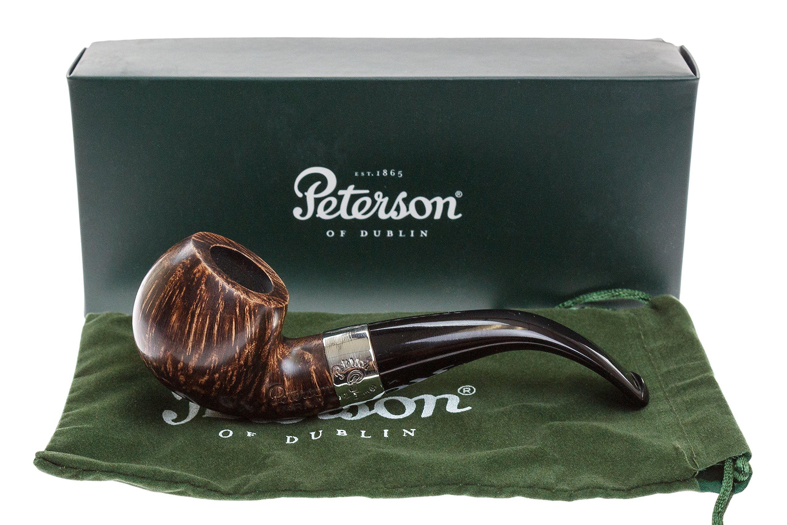 Peterson Aran 03 Tobacco Pipe Fishtail