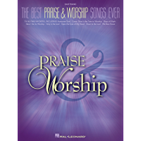The Best Praise & Worship Songs Ever Songbook book cover