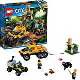Lego City - L'Excursion dans la Jungle - 60159 - Jeu de Construction