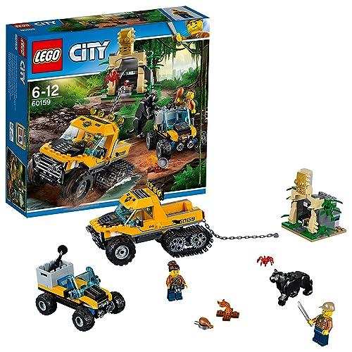 LEGO City - L'excursion dans la jungle - 60159 - Jeu de Construction
