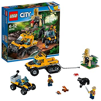 "LEGO UK 60159"" Jungle Halftrack Mission Construction Toy: LEGO ..."