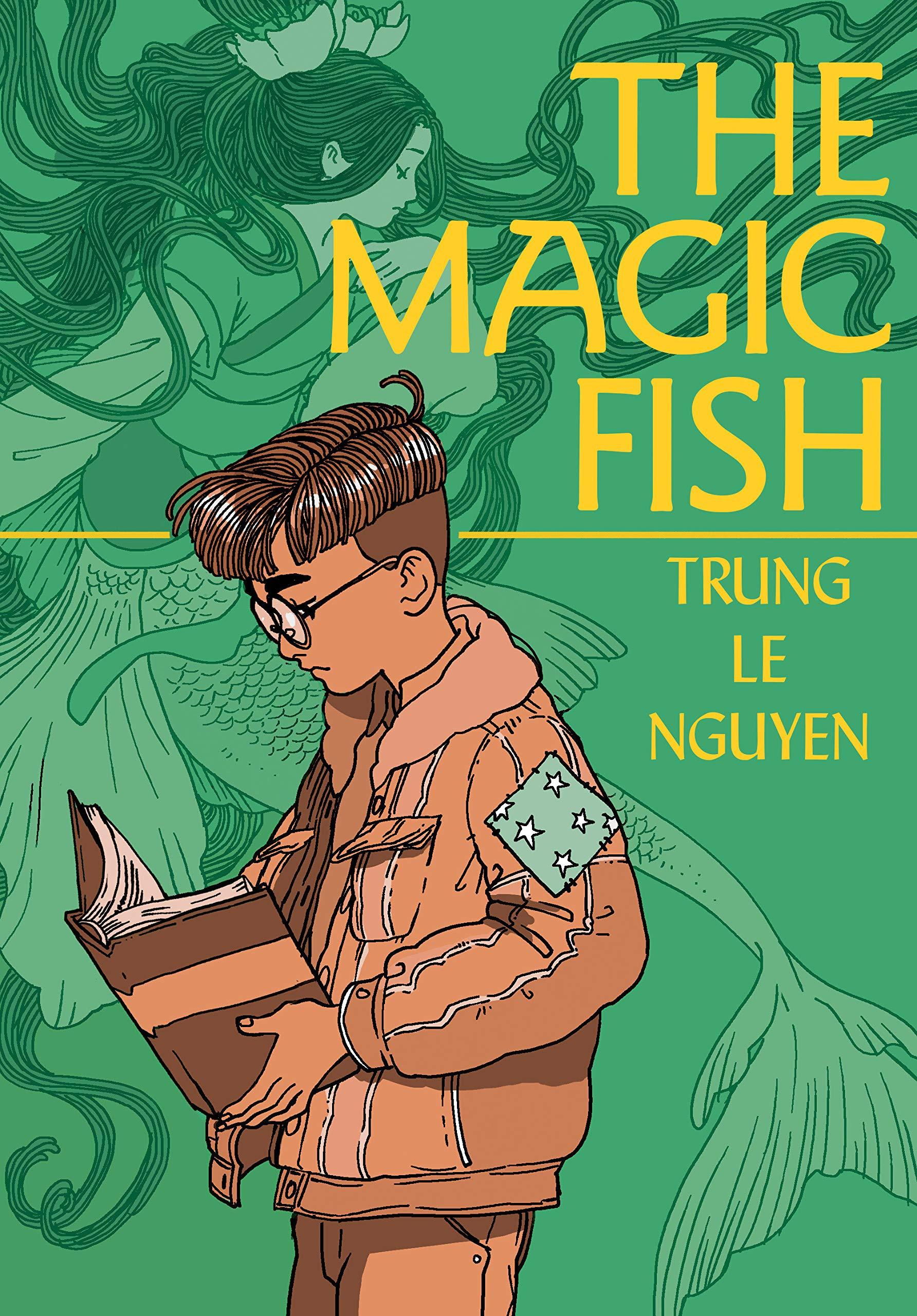 Amazon.com: The Magic Fish (9781984851598): Nguyen, Trung Le: Books
