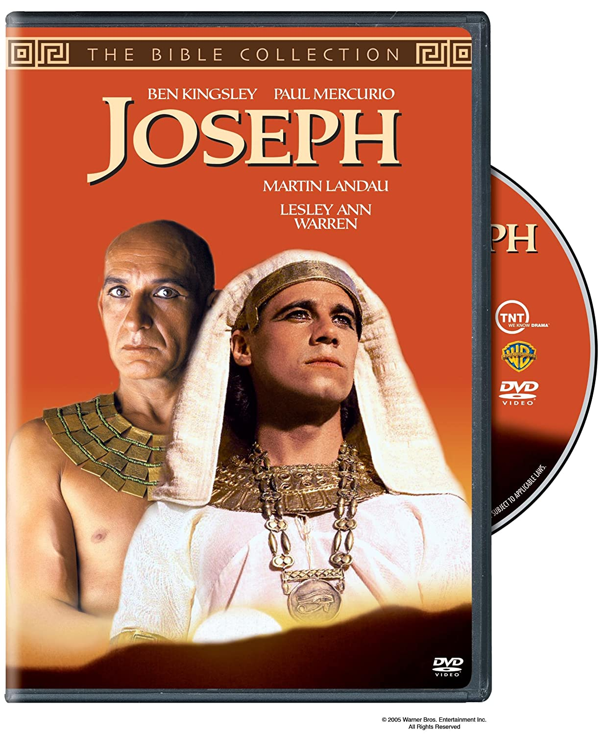 Populaire Amazon.com: Joseph: The Bible Collection: Various: Movies & TV ZL93
