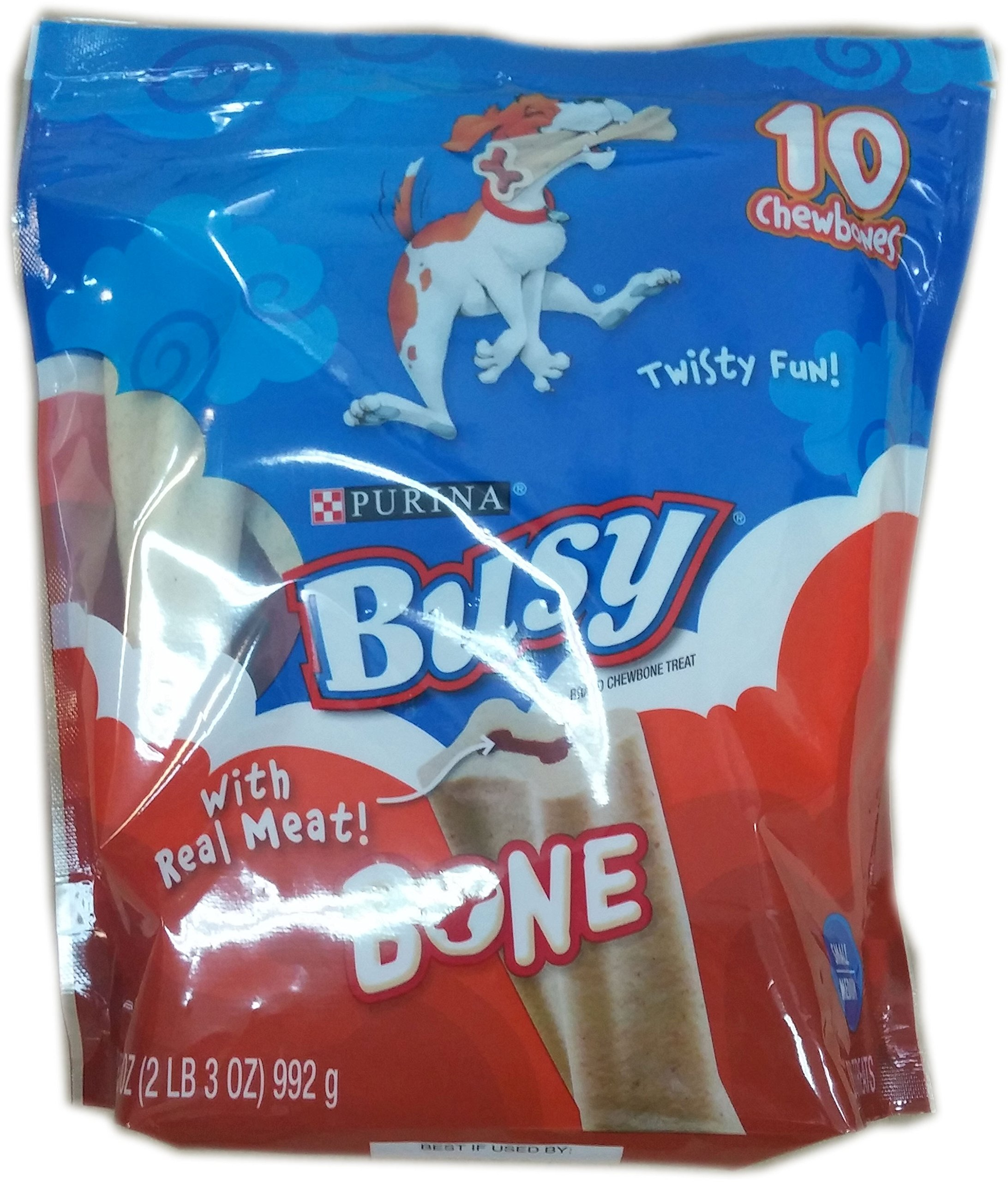 Busy Purina Bone Chewbone Treats - 10ct 35oz