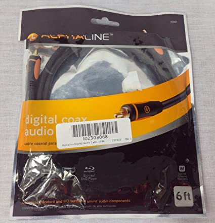 Alphaline Digital Audio Cable 10861