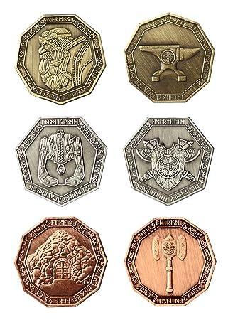 Battle Merchant Larp Münzen Zwergefantasy Währung Spiel Geld