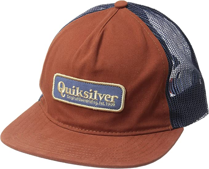 Quiksilver Mens Pursey Trucker Hat: Amazon.es: Ropa y accesorios