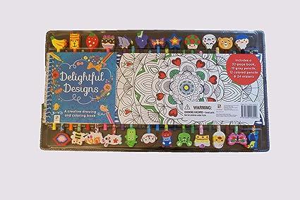 Amazon.com: Precioso diseños Creative dibujo y libro para ...