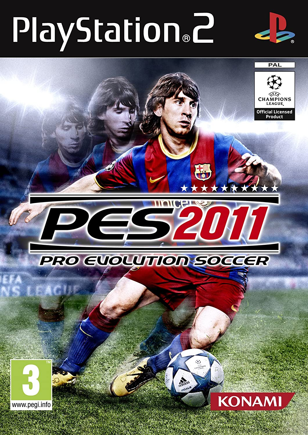 Pro Evolution Soccer 2011 (PS2): Amazon.co.uk: PC & Video Games