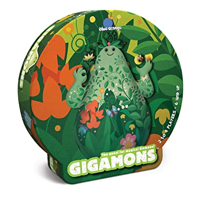 Blue Orange Gigamons - Memory Board Game: Toys & Games