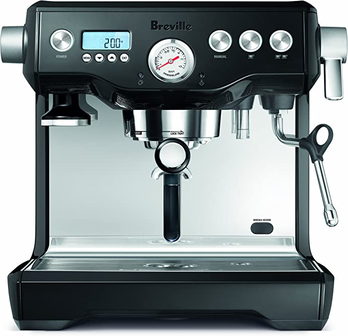 Breville BES920BSXL Dual Boiler Espresso Machine
