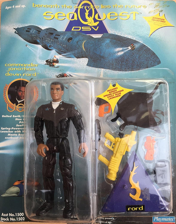 SeaQuest DSV Commander Jonathan Devin Ford Action Figure Playmates