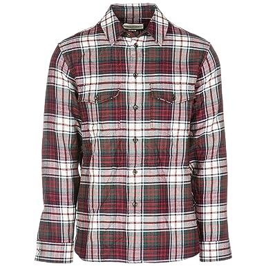 Gucci Camisa de Mangas largas Hombre Bordeaux: Amazon.es: Ropa y ...