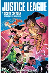 Justice League by Scott Snyder Book Two Deluxe Edition (Justice League (2018-) 2) Kindle Edition