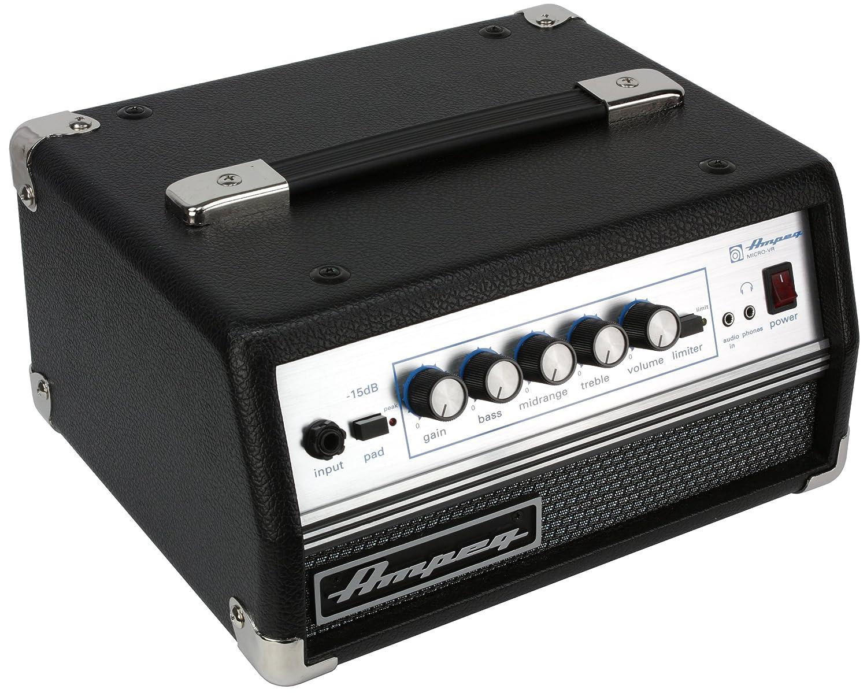 Amplificador bajo Ampeg micro-vr 200w head