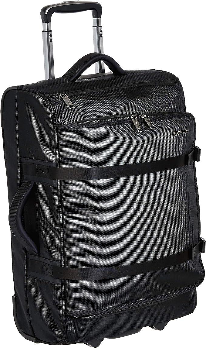Amazon.com: Francis - Bolsa con ruedas, Negro), N300-1: Clothing