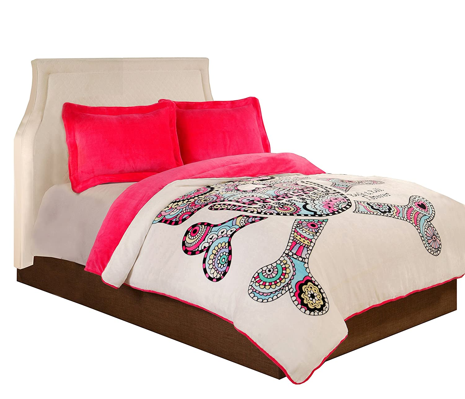 pink home duvet collection ponden bed ombre d velvet bedding resize