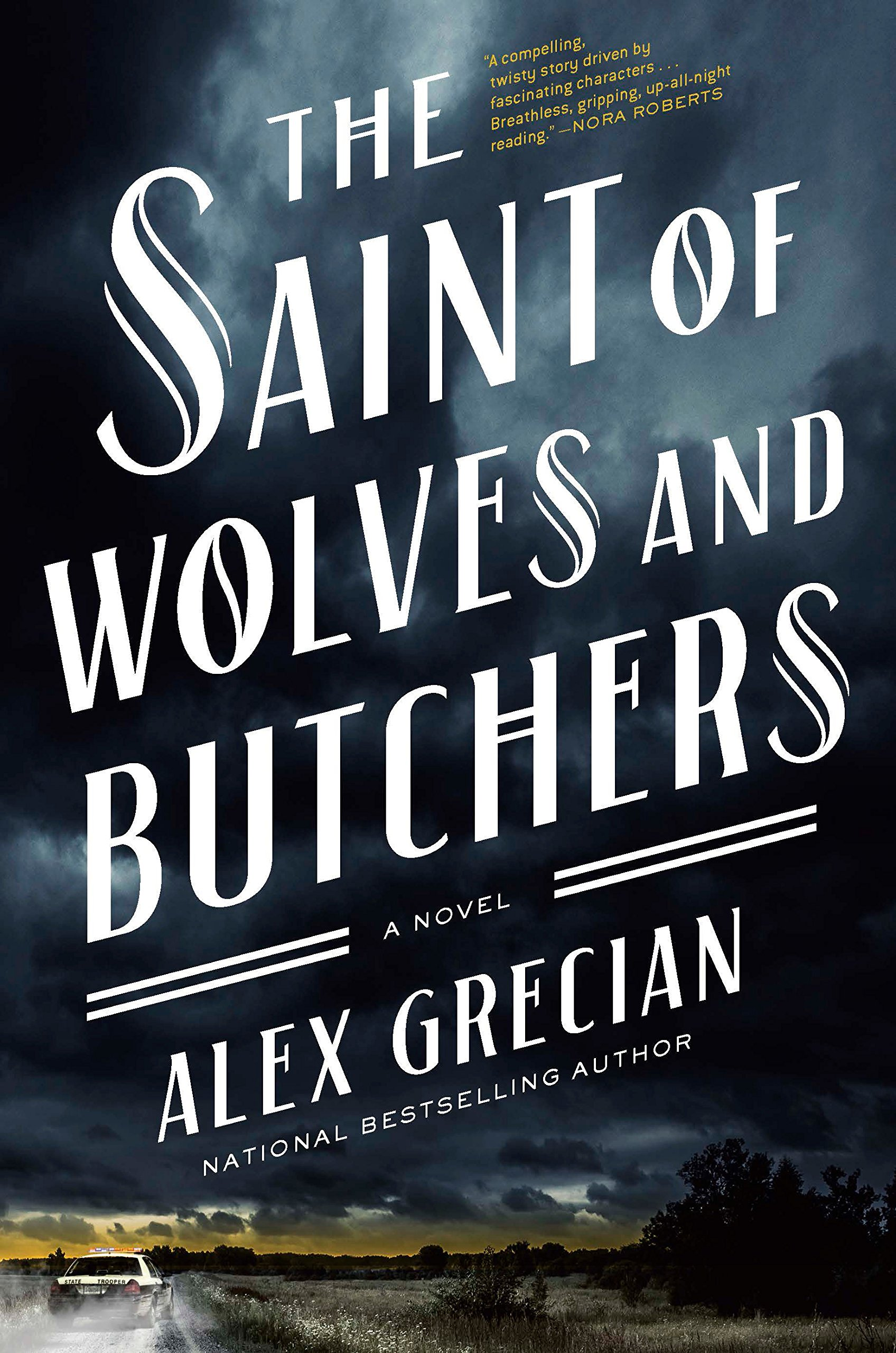 Read Online The Saint of Wolves and Butchers PDF