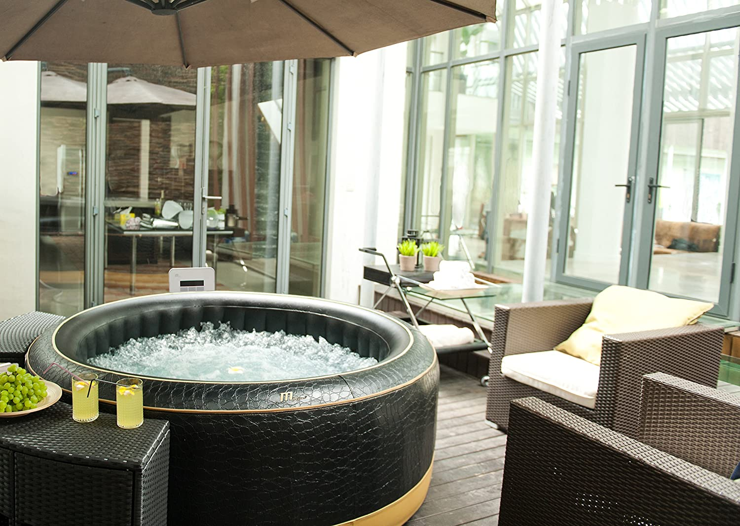 MSPA Luxury Exotic Relaxation and Hydrotherapy Spa