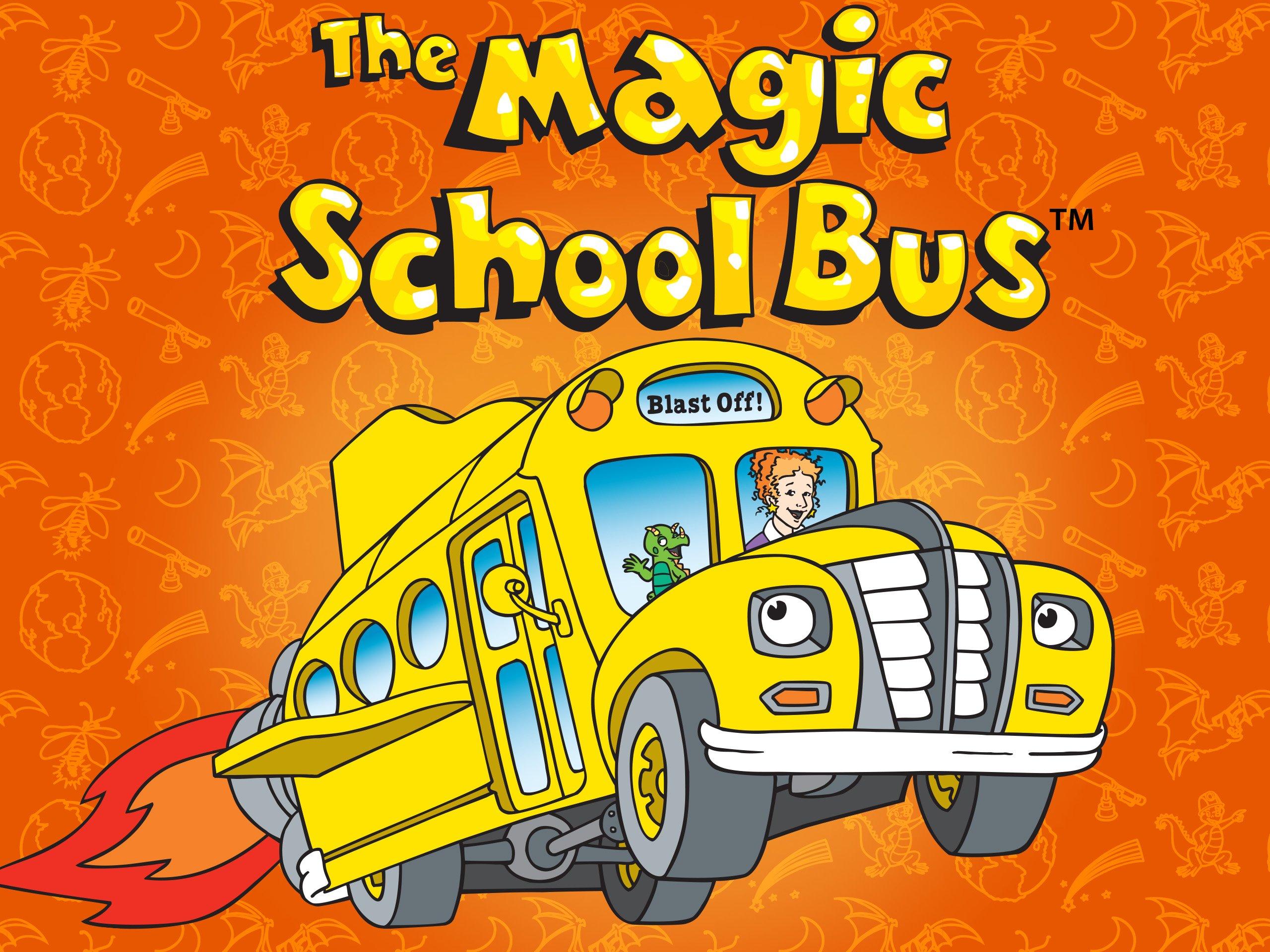 Watch The Magic School Bus Season 4 | Prime Video