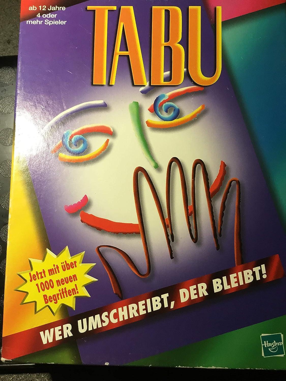 Tabu Online Spielen