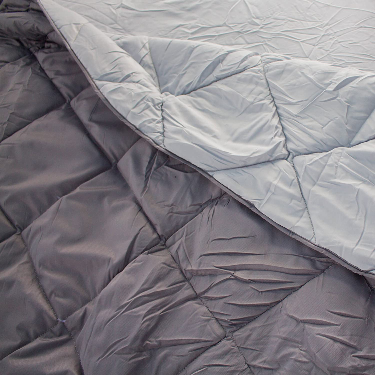 Tahoe Gear Mattress Bed Kit with Quilted Fitted Sheet Cover /& Blanket