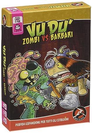 Red Glove - Juegos Zombi vs Barbari, Expansión para vudú ...