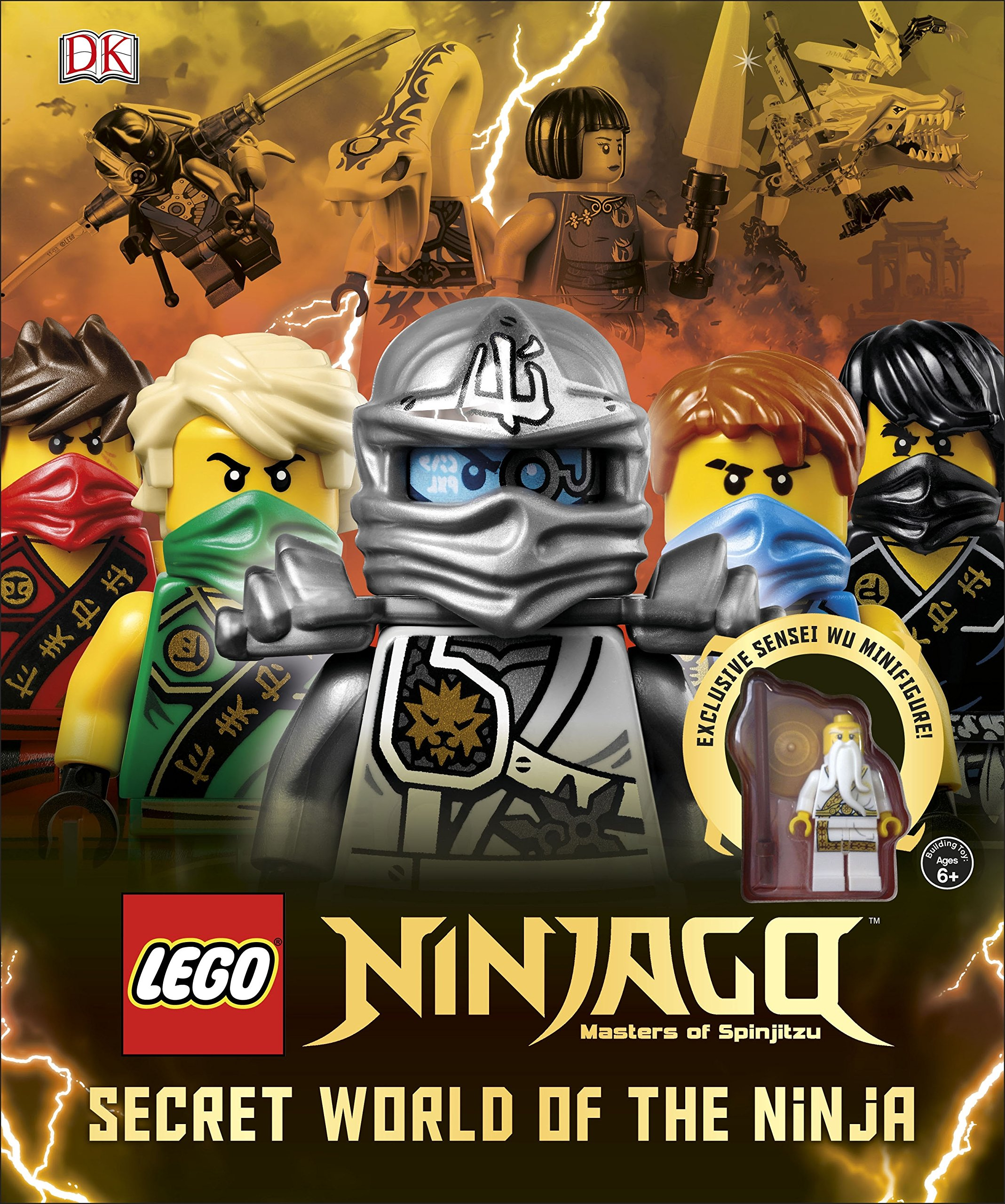 Ninjago. The Path Of The Ninja (Lego Ninjago): Amazon.es: Vv ...
