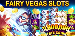 Fairy Vegas Slots from Mangolee Games