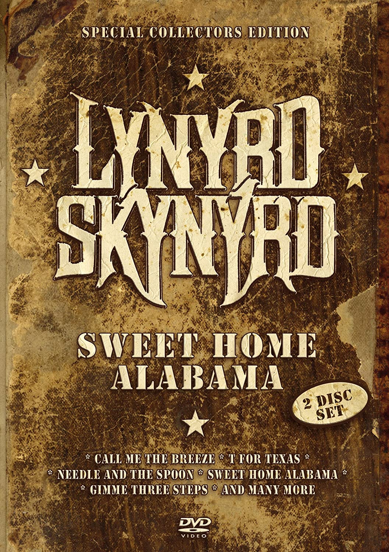 Lynyrd Skynyrd - Sweet Home Alabama 2-disc Collectors Edition