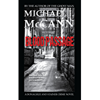 Blood Passage (The Donaghue and Stainer Crime Novel Series Book 1) (English Edition)
